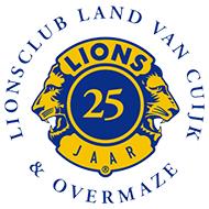 Lions Land van Cuijk en Overmaze Logo